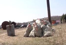 Филипповку очистили от мусорных свалок