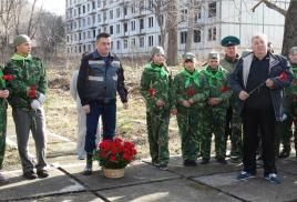 Субботник «Историческая память» с Губернатором Приморского края.