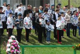 Закончились мероприятия, посвященные празднованию 71-й годовщины Победы советского народа в Великой Отечественной войне.