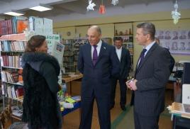 Депутат Госдумы посетил Хасанский район